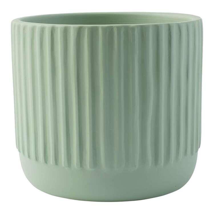 Botanica Textured Ceramic Planter Pot