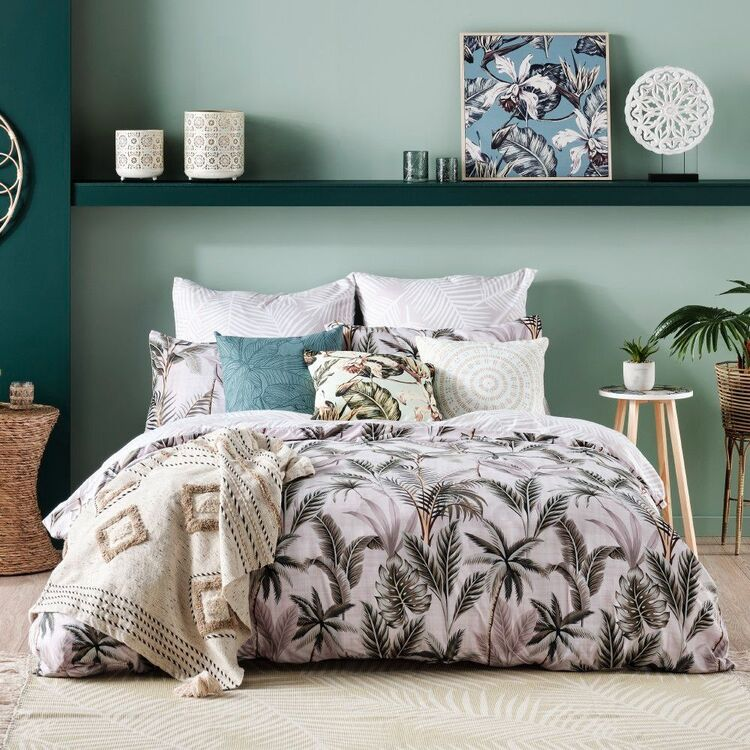 Ombre Home Wandering Nomad Jungle Quilt Cover Set