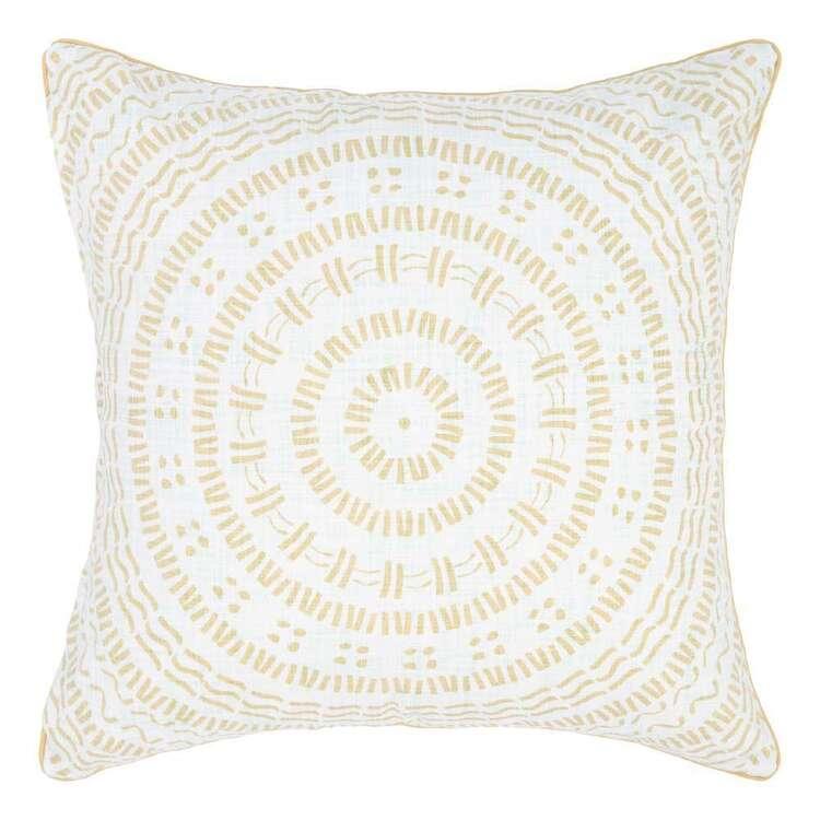 Ombre Home Wandering Nomad Mandala Cushion