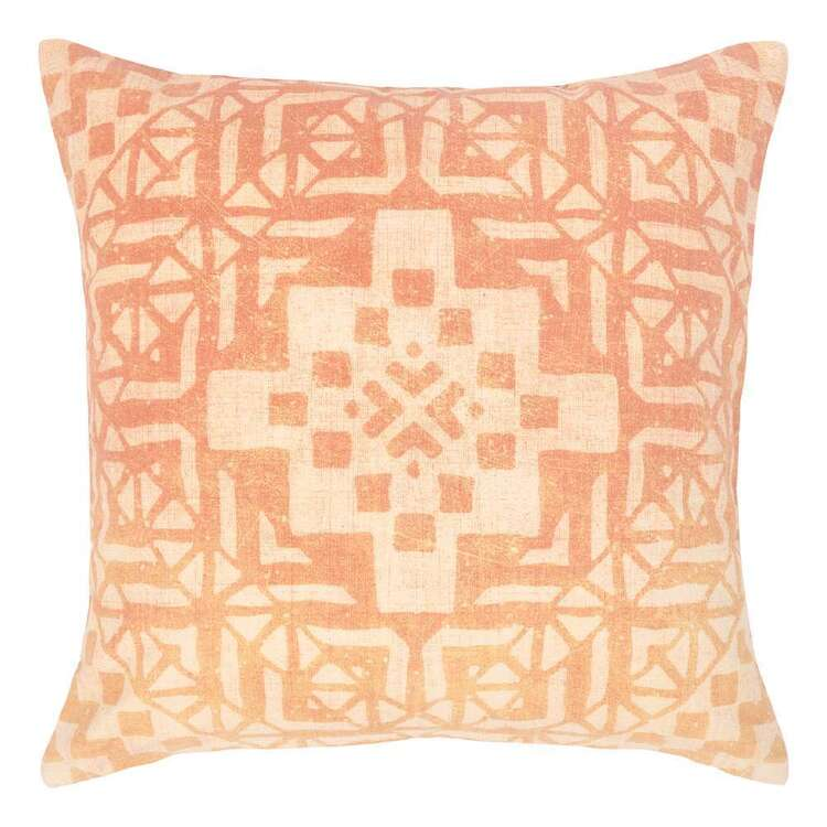 Ombre Home Wandering Nomad Folk Tribal Cushion