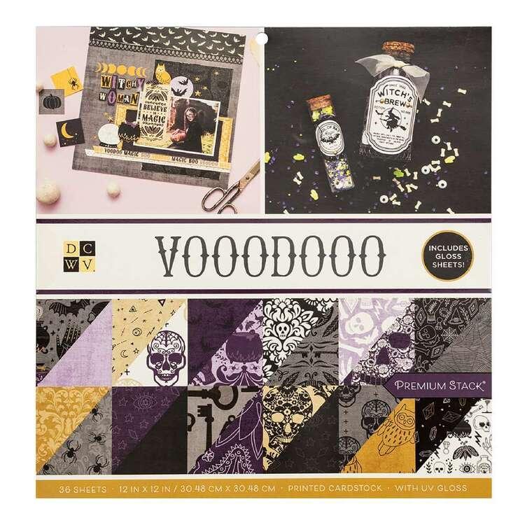 Die Cuts With A View Voodoo Paper Pad
