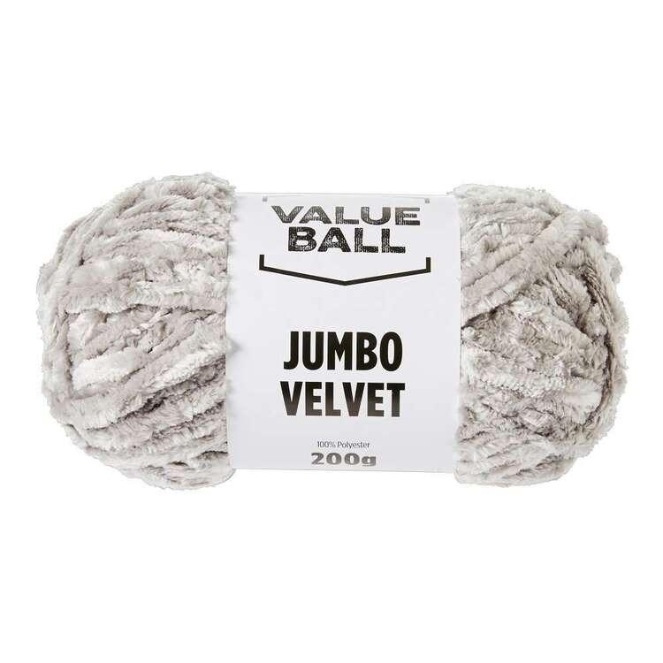 Value Ball Jumbo Velvet Yarn