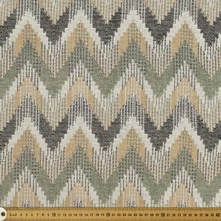 New Chevron 150 cm Hasina Fabric