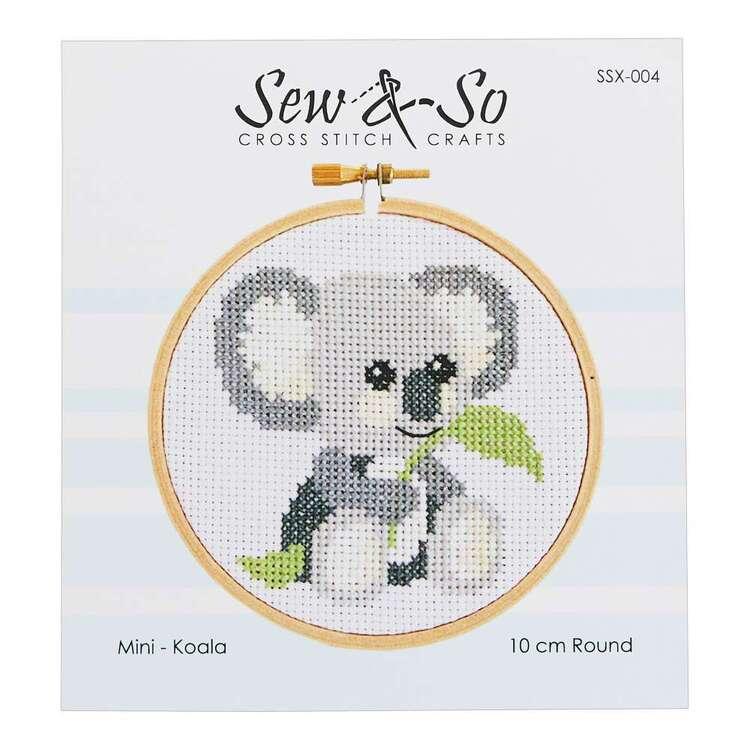 Sew & So Koala Cross Stitch Kit