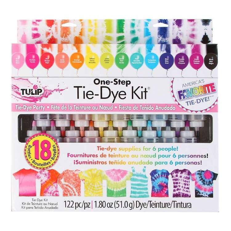 Tulip Tie Dye Party Kit 18 Pack