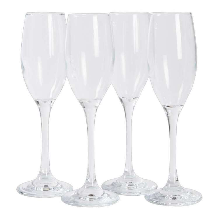 Culinary Co Champagne Flute 4 Pack