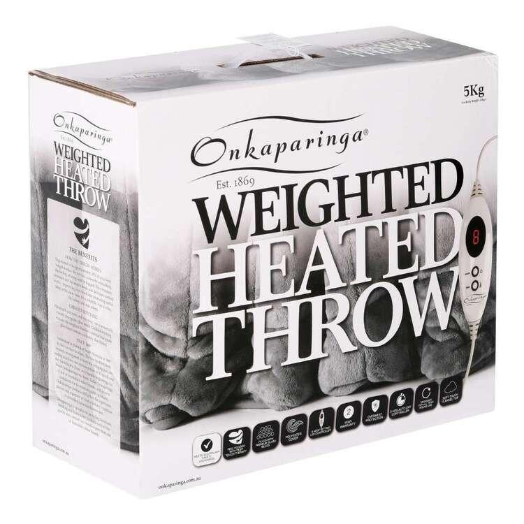 Onkaparinga Weighted Heated Throw
