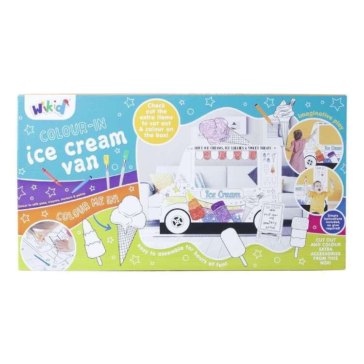 Wicked Ice Cream Van Cubby House