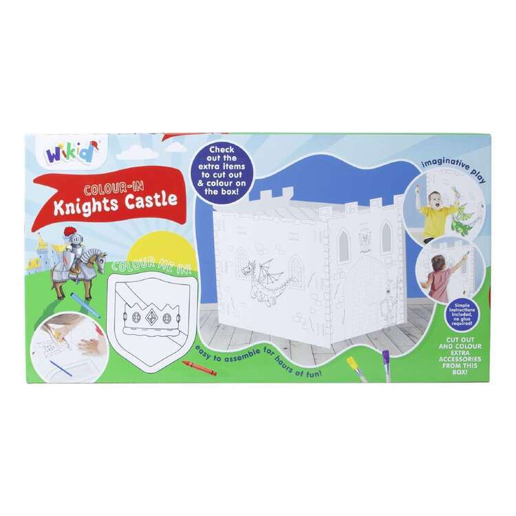 Wicked Castle Cubby House