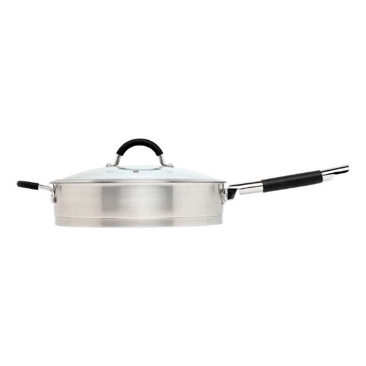 Stanley Rogers Gourmet Advanced 28 cm Saute Pan With Lid