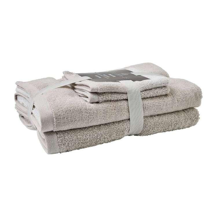 Logan & Mason Taylor Towel Ensuite 4 Pack