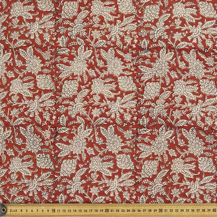 Coachella Printed 112 cm Vegetable Dye Cotton Fabric
