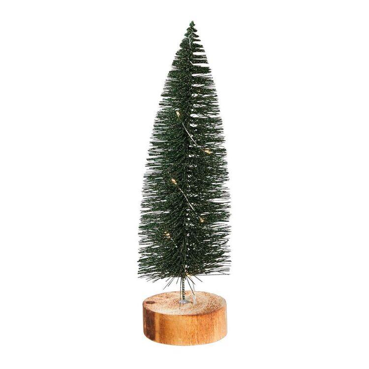 Living Space Festive LED Christmas Tree Ornament