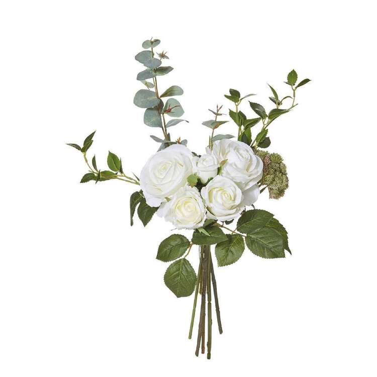 Rogue Rose & Eucalyptus Bouquet