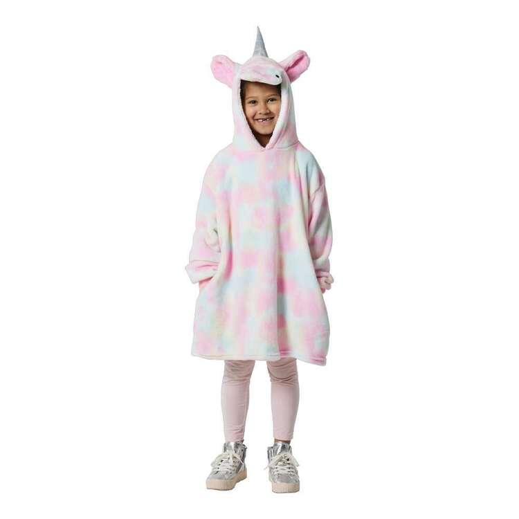 Spartys Unicorn Novelty Children's Hoodie