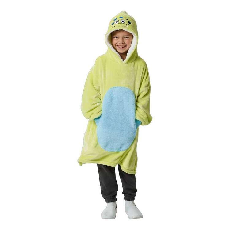 Spartys Dinosaur Novelty Children's Hoodie