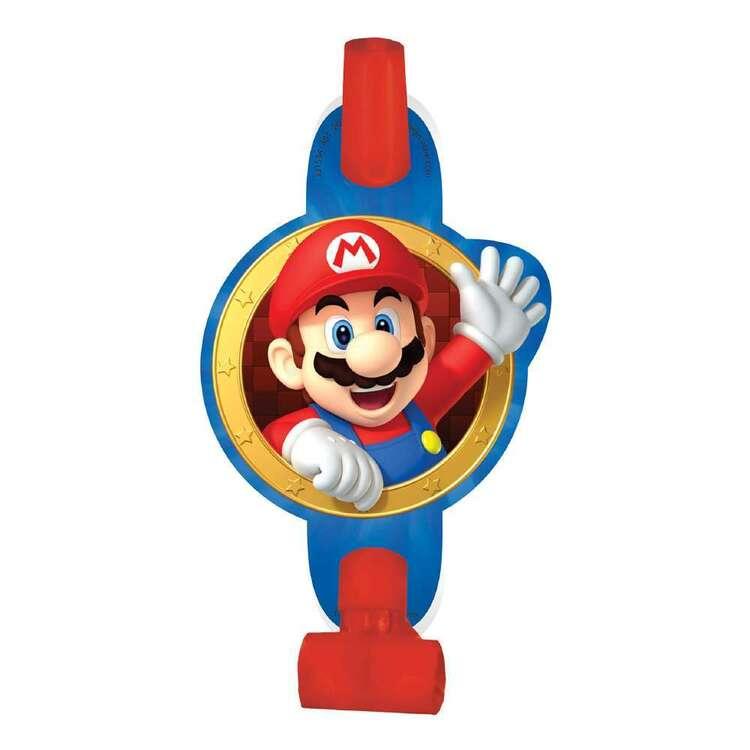Super Mario Bros Blowouts 8 Pack