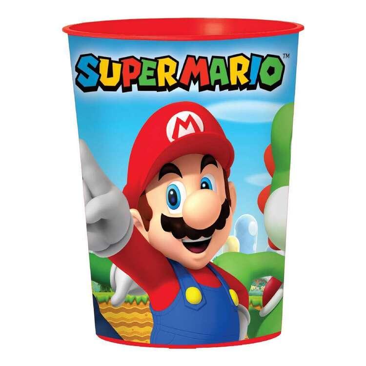 Super Mario Bros Favour Cup