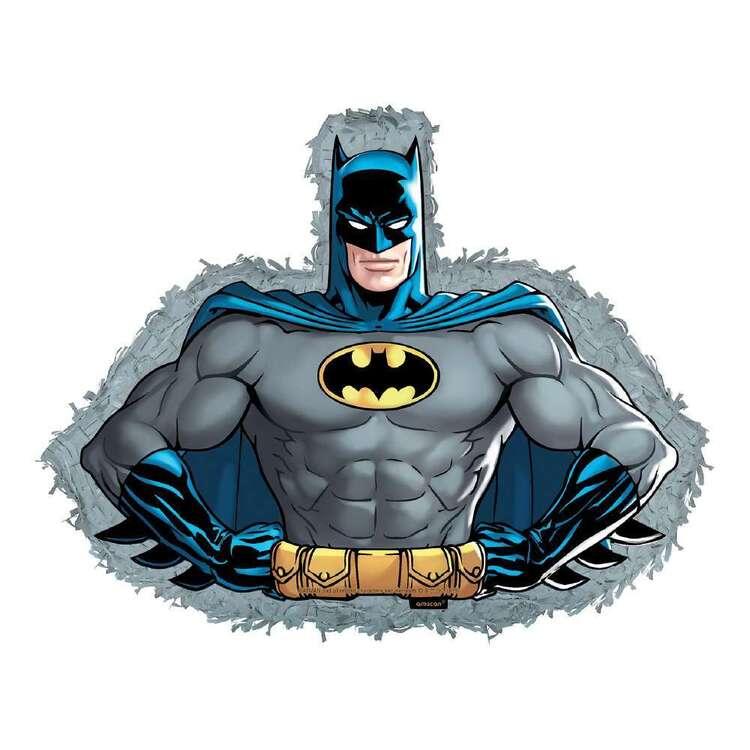 Batman Heroes Unite Mini Pinata Decoration