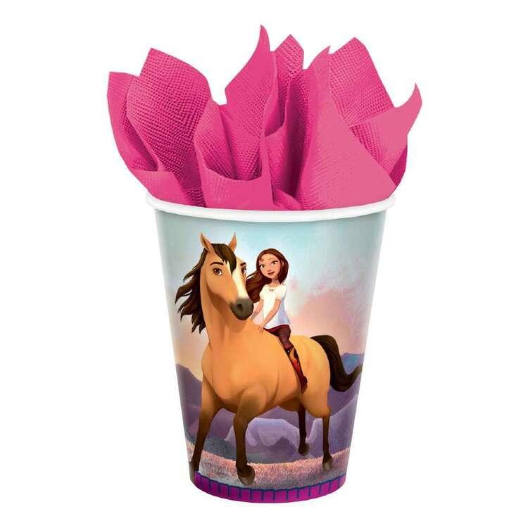 Spirit Riding Free Paper Cups 8 Packs