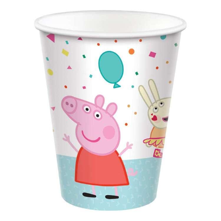 Peppa Pig Paper Cups 8 Pack