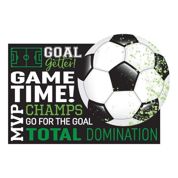 Goal Getter Postcard Invitations 8 Pack