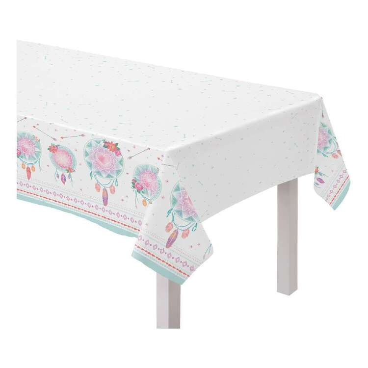 Amscan Free Spirit Paper Table Cover