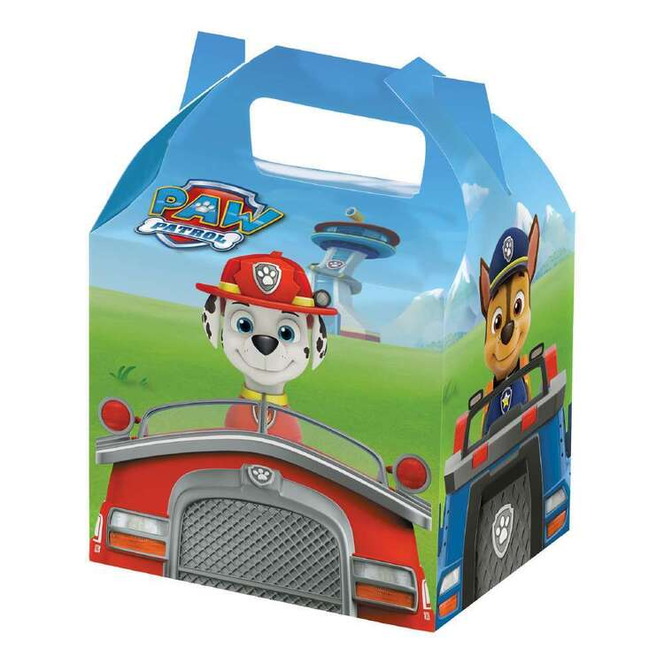 Paw Patrol Treat Boxes 8 Pack