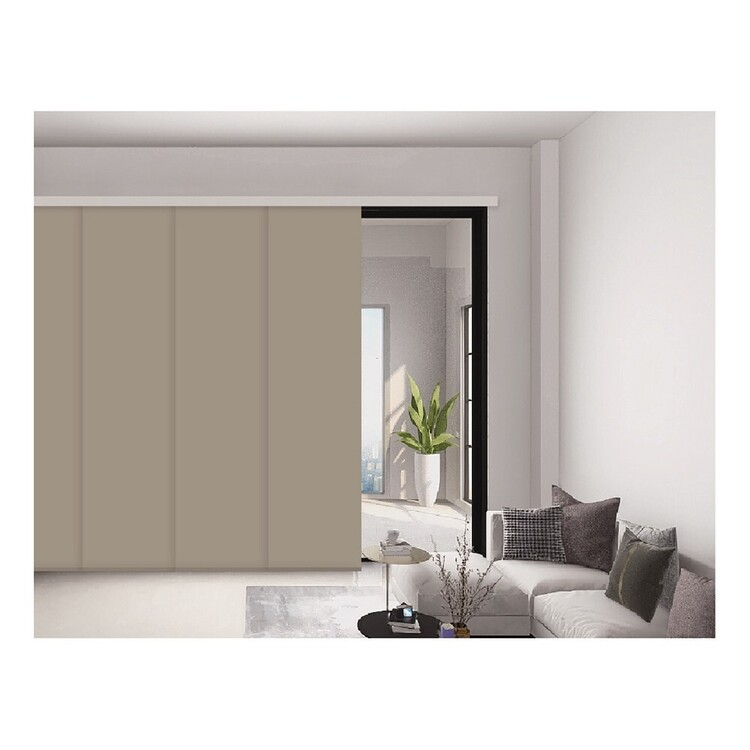 Selections Misty Panel Blind