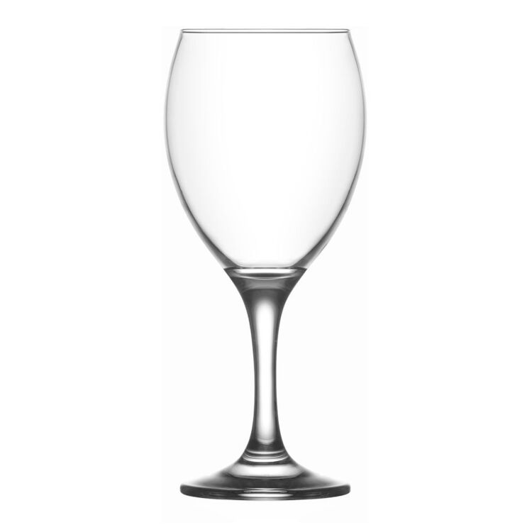 Mode Home 6 Pack Red Wine Glasses