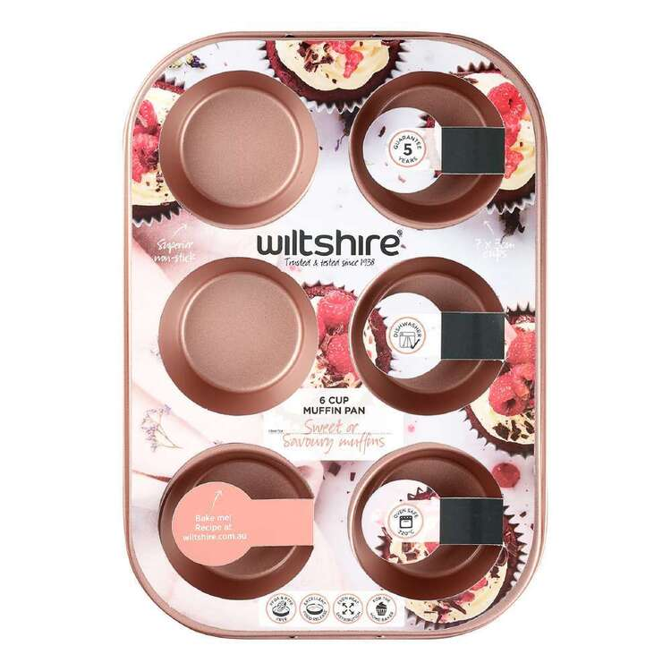 Wiltshire 6 Cup Muffin Pan