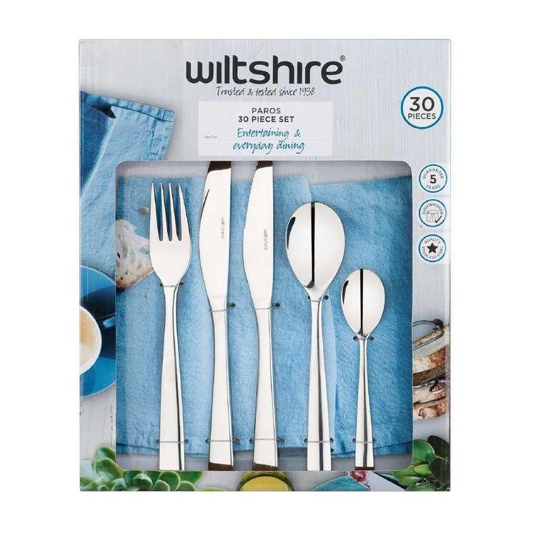 Wiltshire Paros 30 Piece Cutlery Set