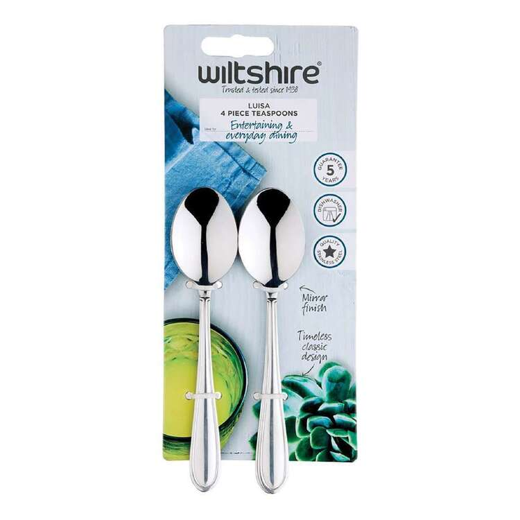 Wiltshire Luisa 4 Pack Table Spoons