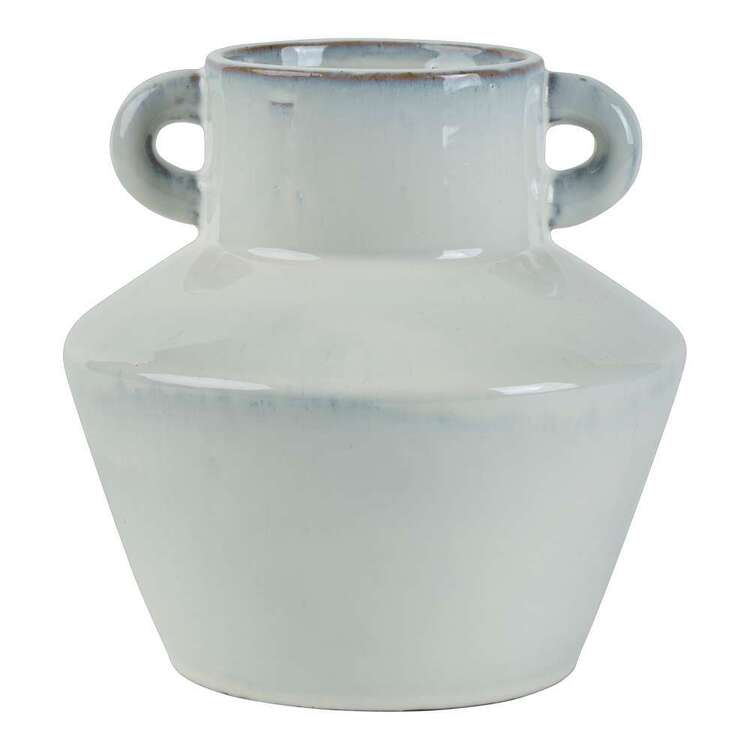 Living Space Ceramic Vase With Handles