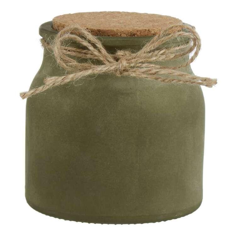 Bouclair Native Culture Candle Jar