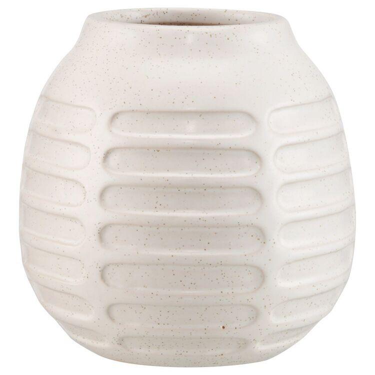 Bouclair Native Culture 13 cm Decorative Vase