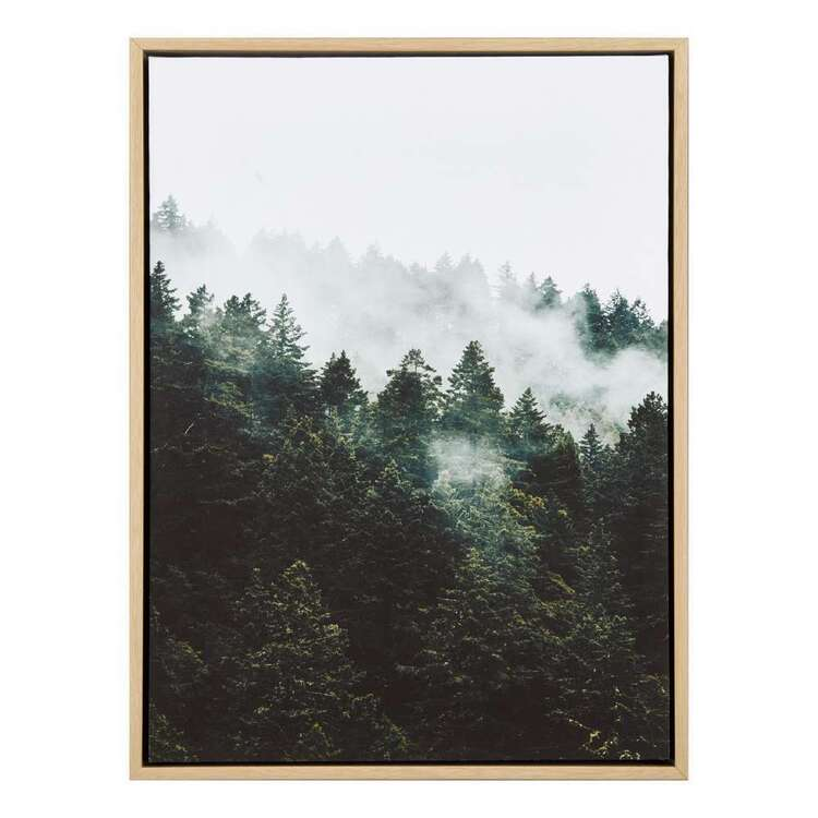 Bouclair Native Culture Forest Framed Print