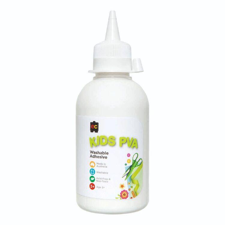 EC Kids Washable PVA 250 ml Glue