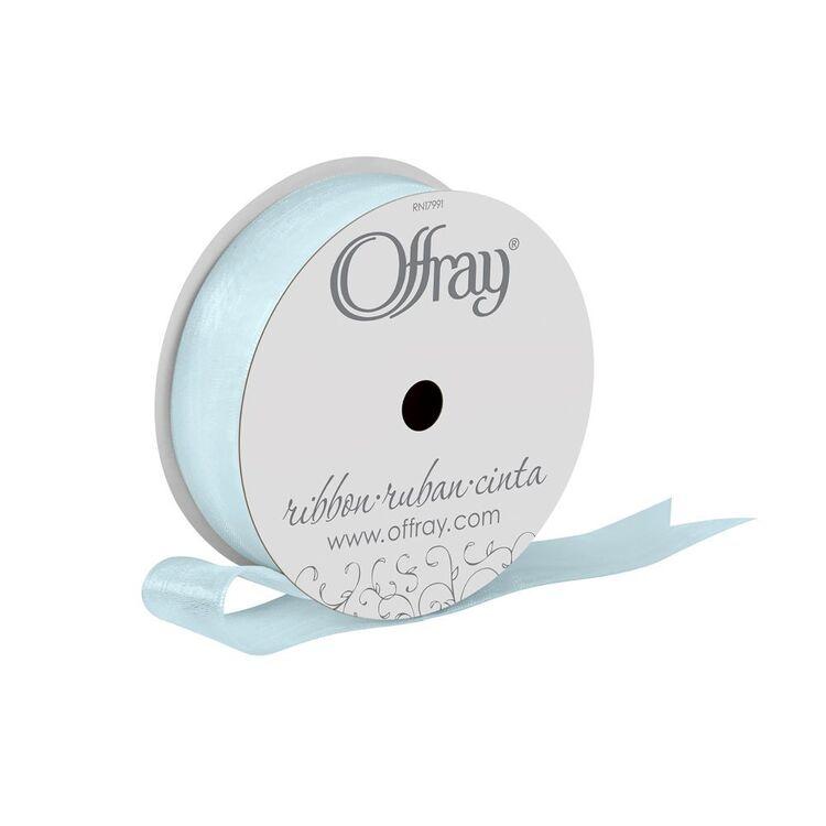 Offray Simply Sheer Nylon Ribbon