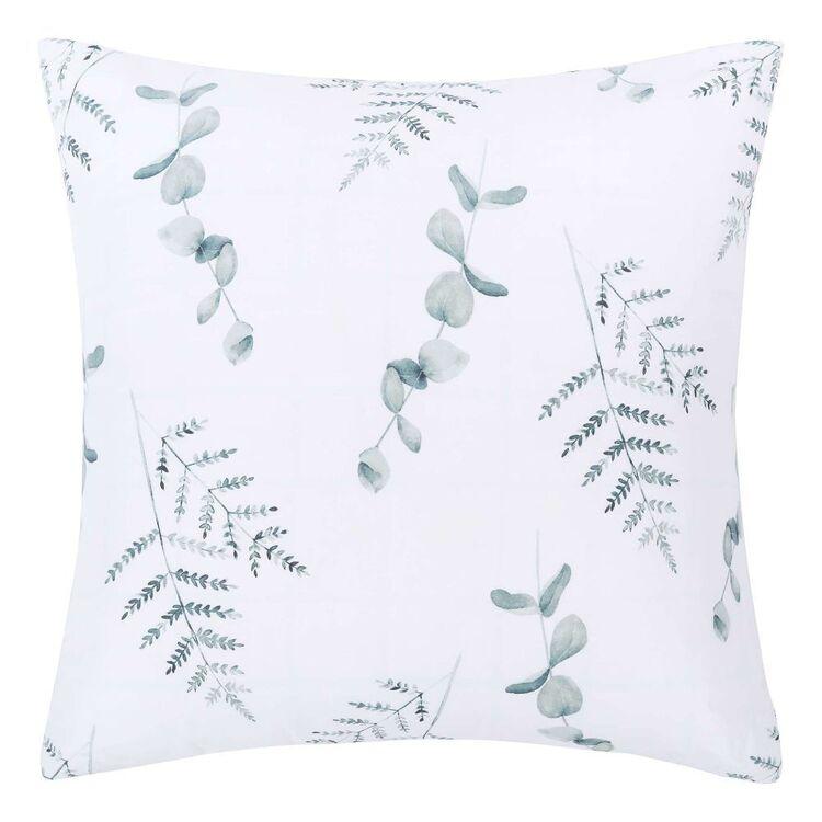 Ombre Home Country Living Botanic European Pillowcase