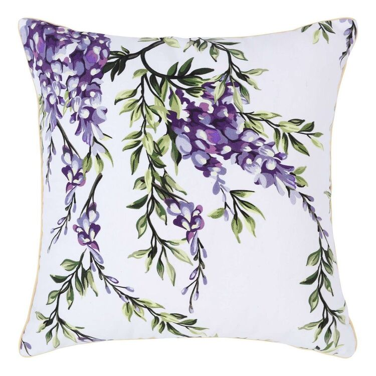 Ombre Home Classic Chic Lilacs Cushion