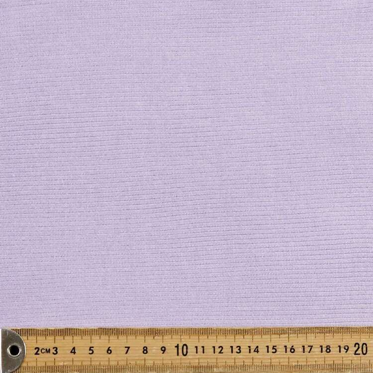 Plain 60 cm Sports Active Ribbing Fabric