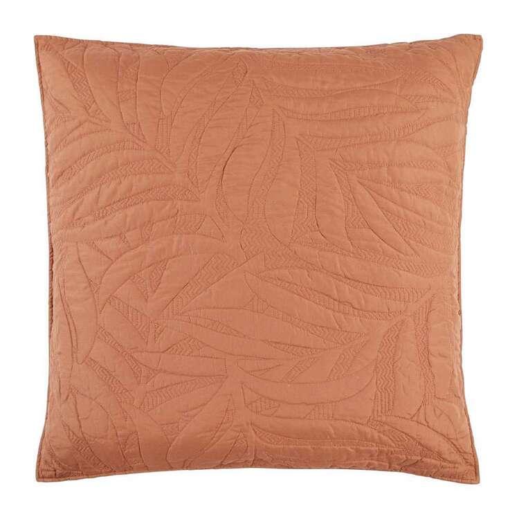 KOO Anders Quilted European Pillowcase
