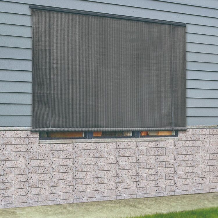 Windowshade Exterior Roll Up Blind