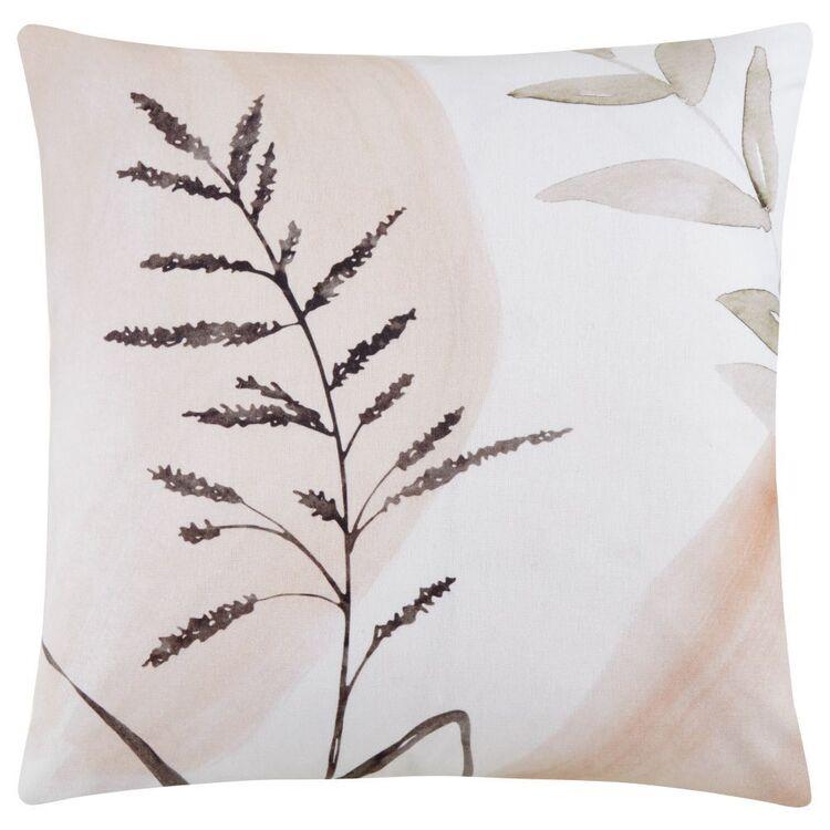 Bouclair Fall Blush Glo Cushion