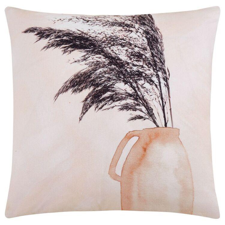 Bouclair Fall Blush Botina Cushion