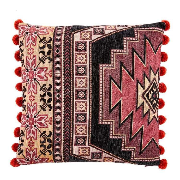 KOO Acalan Aztec Jacquard Cushion