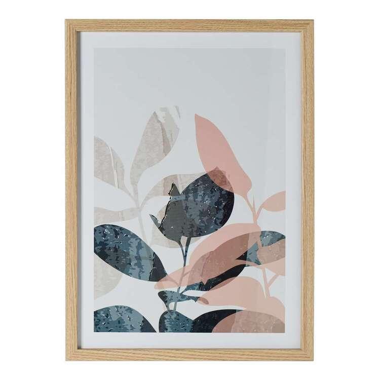 Cooper & Co Nature's Habitat Leaves #2 A3 Framed Print