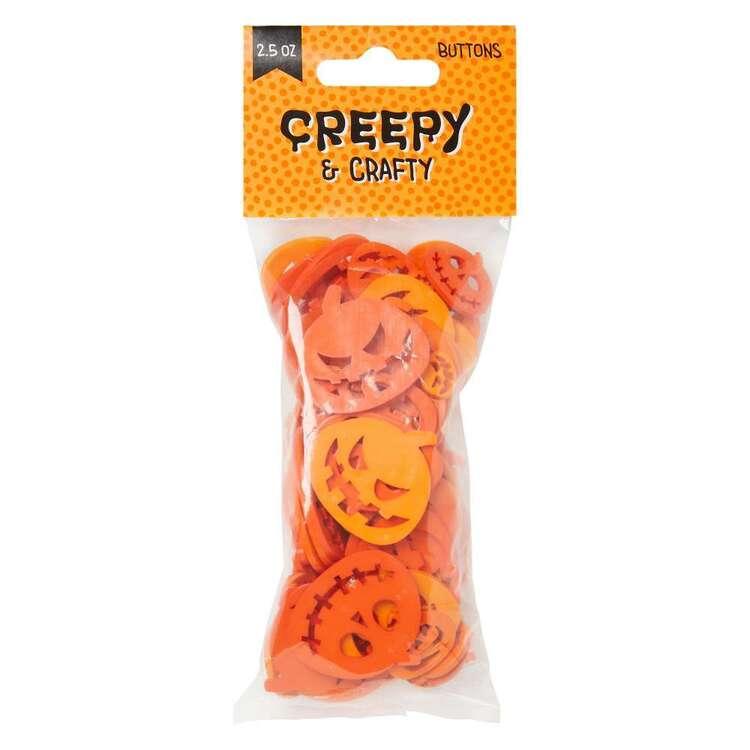 Pumpkin Mix Buttons