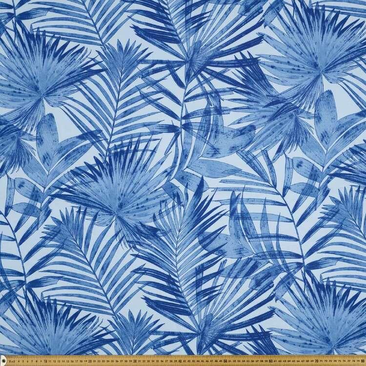 Mono Palm 150 cm Weatherproof Canvas Fabric